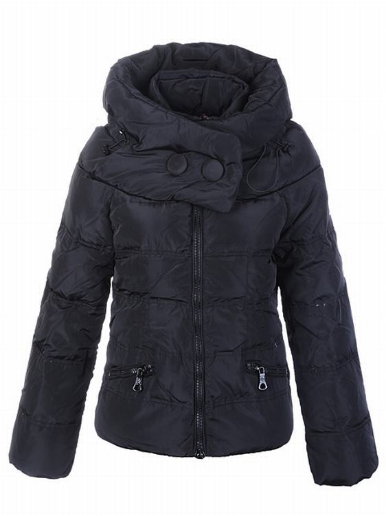 Moncler Mengs Women Jacket Dark Blue