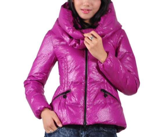 Moncler Mengs Women Jacket Purple
