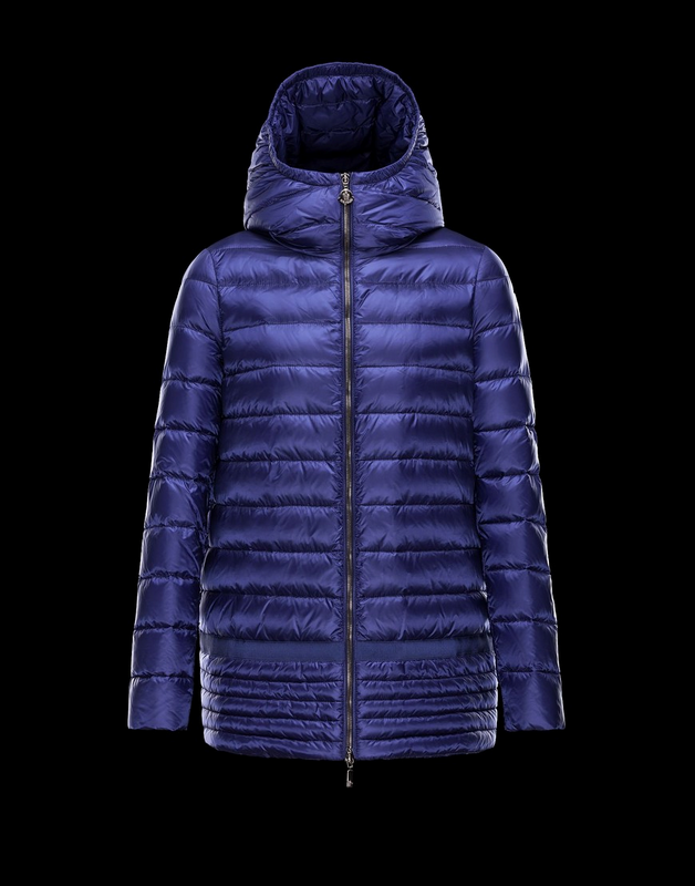 Moncler Narlay Women Jacket Blue