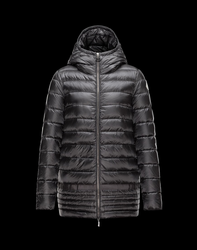 Moncler Narlay Women Jacket Grey