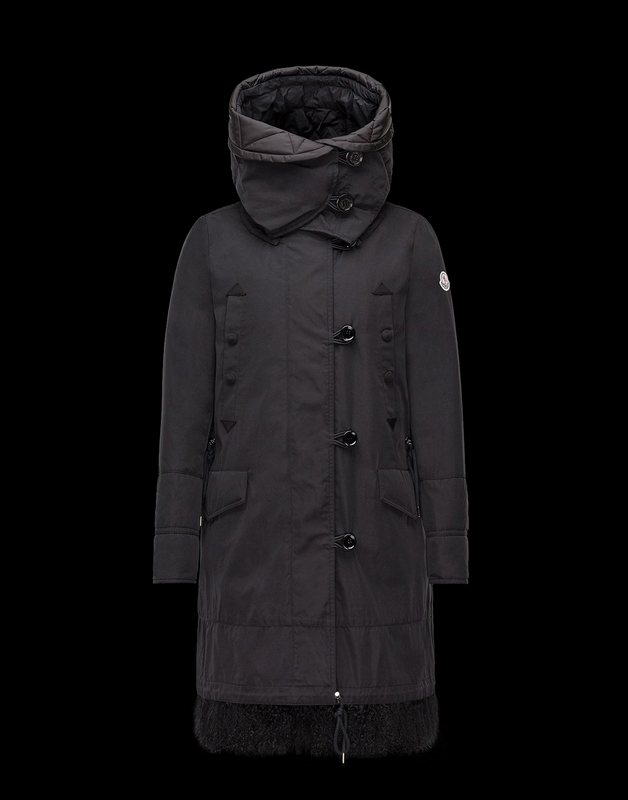 Moncler Nicole Women Jacket Black