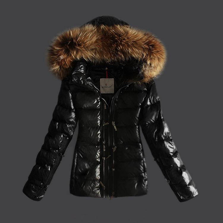 Moncler Pargo Reno Women Jacket Black