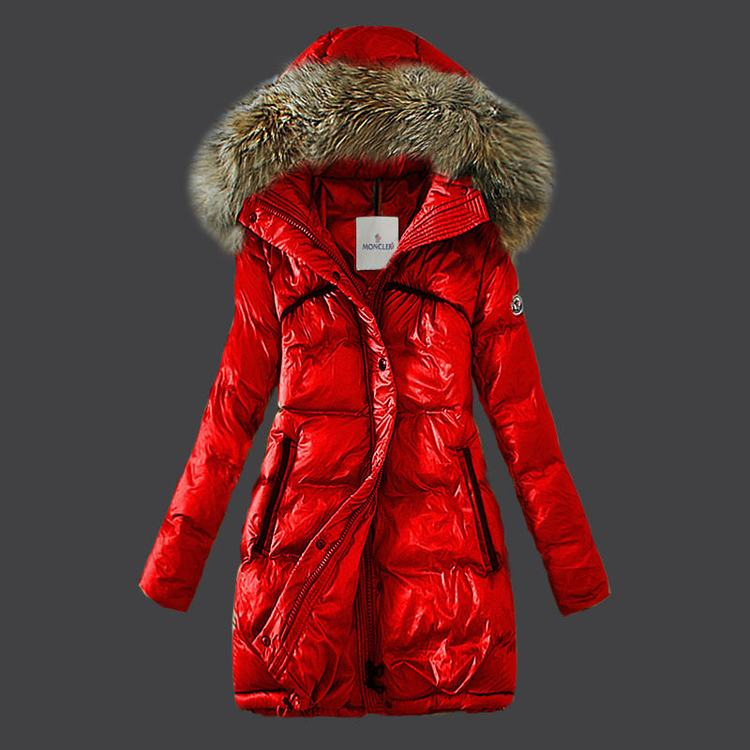 Moncler Parnassie Women Jacket Red
