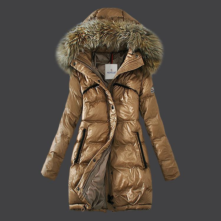 Moncler Parnassie Women Jacket Yellow