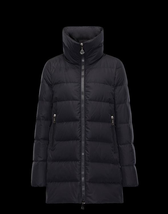 Moncler Petreaw Women Jacket Black