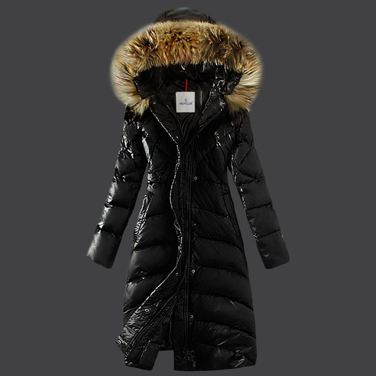 Moncler Rhubarbe Women Jacket Black