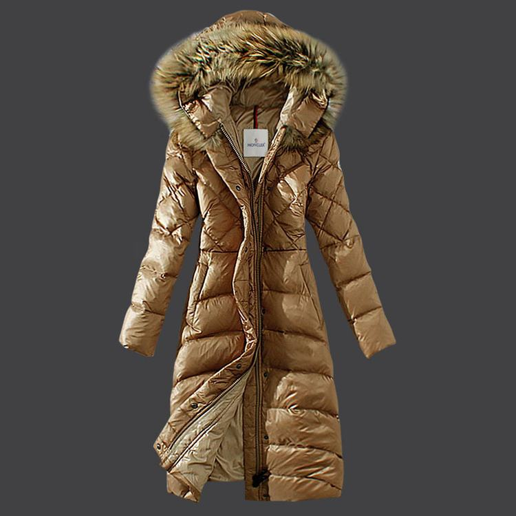 Moncler Rhubarbe Women Jacket Yellow