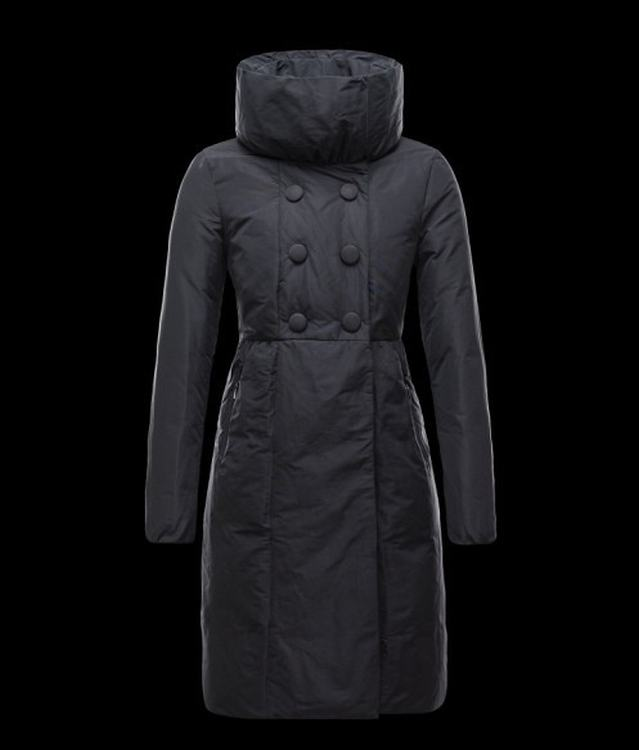 Moncler Sables Women Jacket Black