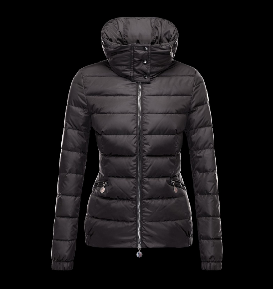 Moncler Sanglier Women Jacket Black
