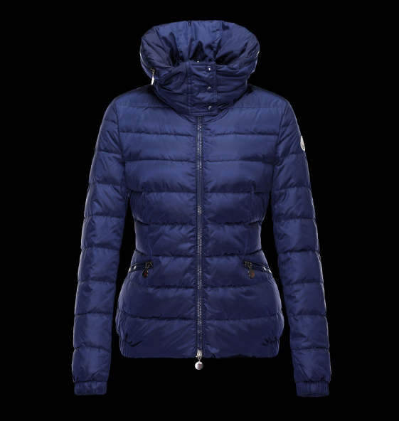 Moncler Sanglier Women Jacket Blue