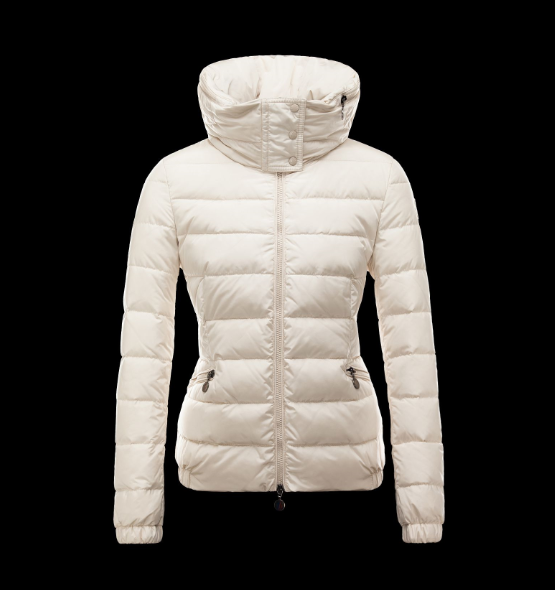 Moncler Sanglier Women Jacket White
