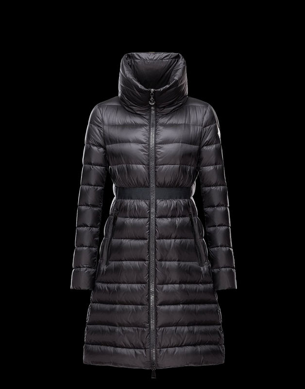 Moncler Talhouet Women Jacket Dark Blue