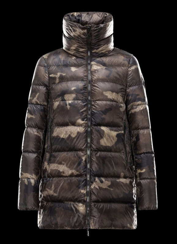 Moncler Torcy Women Jacket Army Green