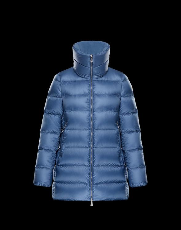Moncler Torcyn Women Jacket Blue