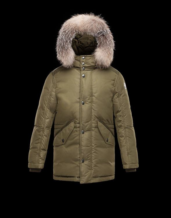 MONCLER ALLIAUME Men Brown