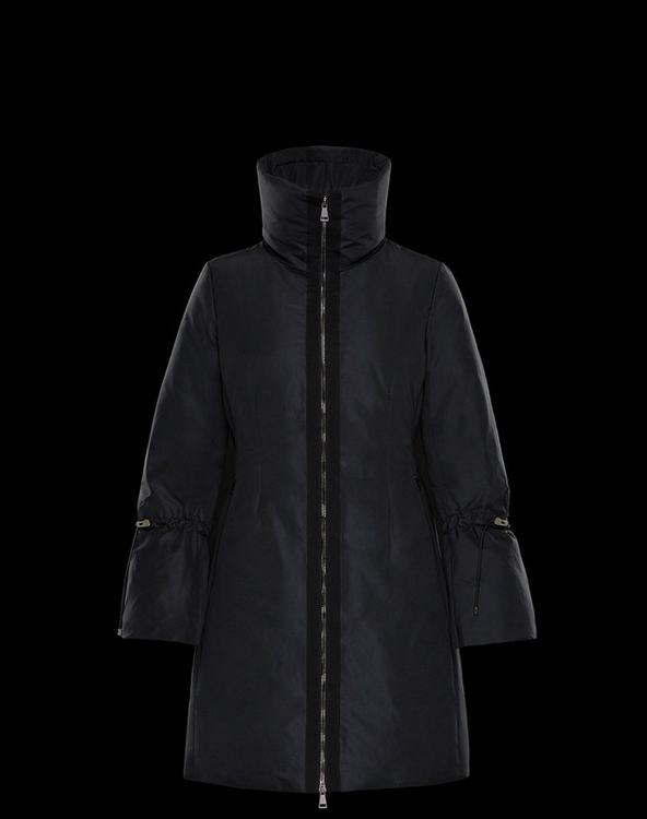 MONCLER ALOSE Women Blue