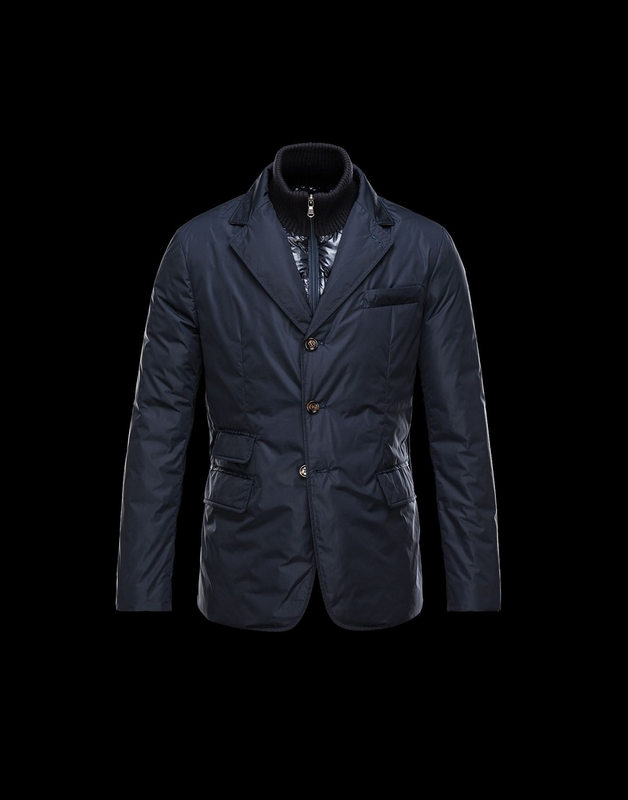 MONCLER ARGENTRE Men Blue.