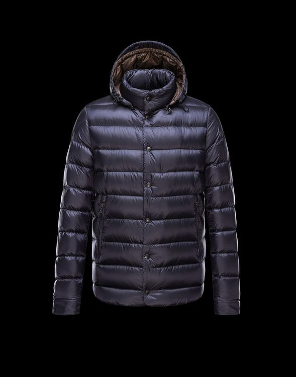 MONCLER ARLES Men Purple