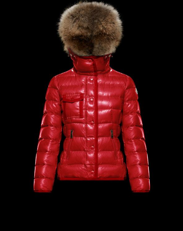 MONCLER ARMOISE Women Red