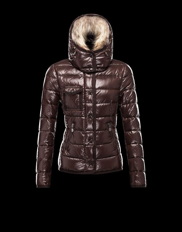 MONCLER ARMOISE Women Wine Red