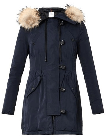MONCLER ARRIOUS Women Blue