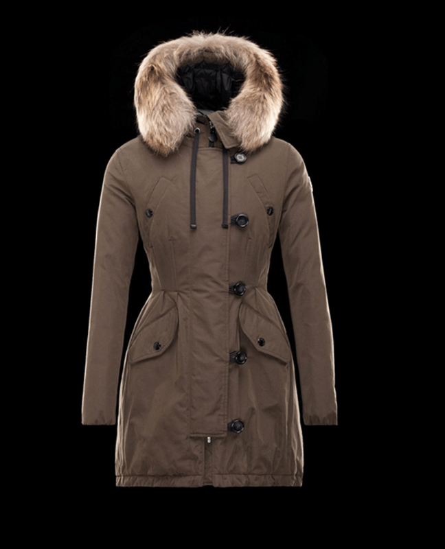 MONCLER ARRIOUS Women Brown
