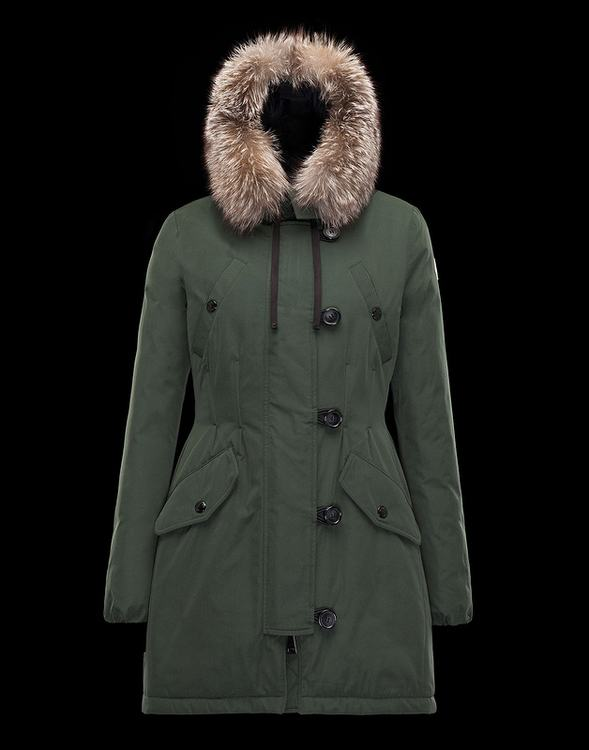 MONCLER ARRIOUS Women Green
