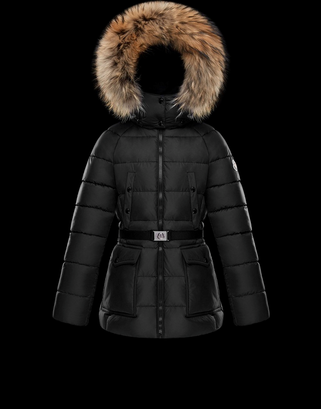 MONCLER ATOR Women Black