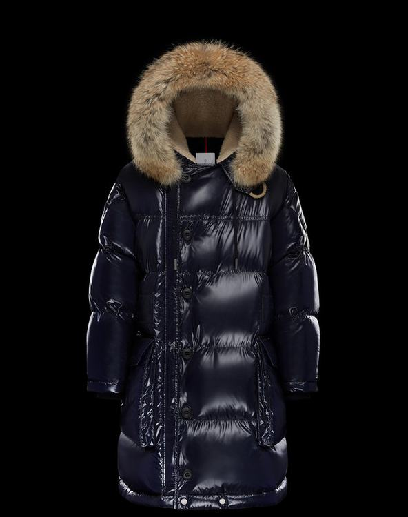 MONCLER ATUYER Men Blue