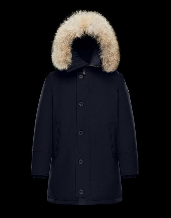 MONCLER AURELIEN Men Blue
