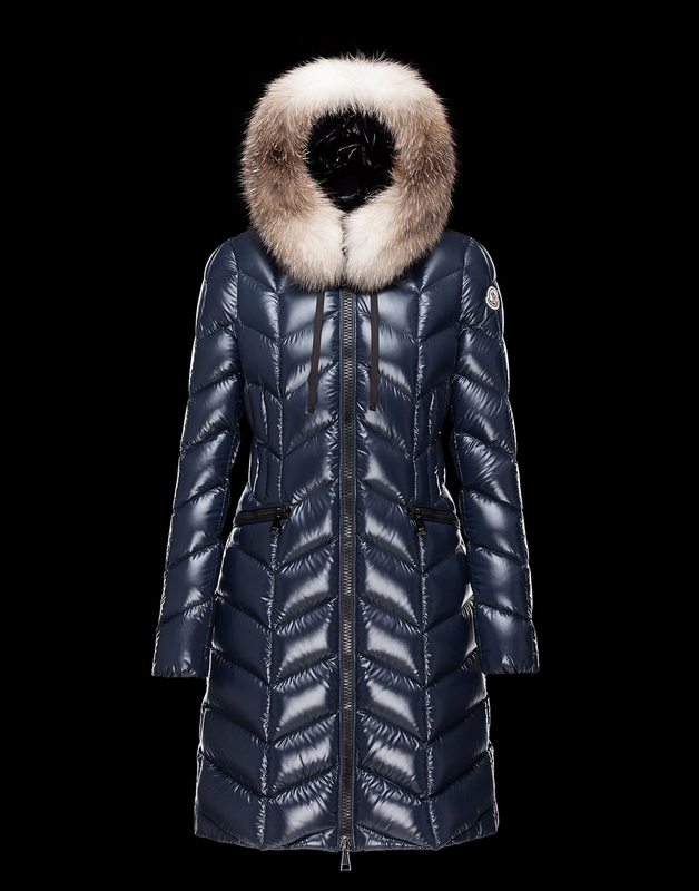 MONCLER BELLOY Women Blue