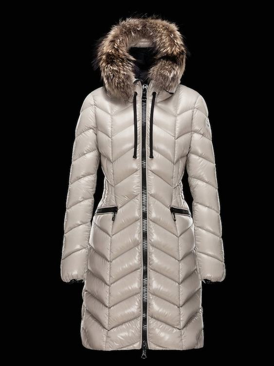 MONCLER BELLOY Women Gray