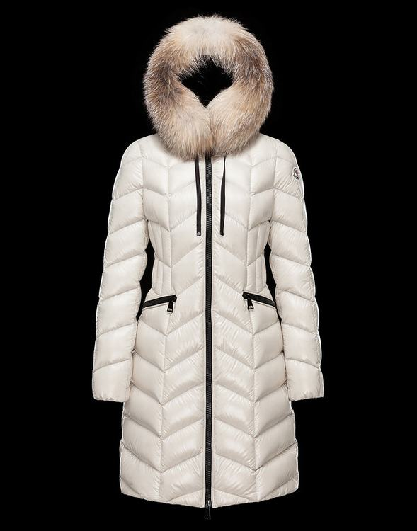 MONCLER BELLOY Women White