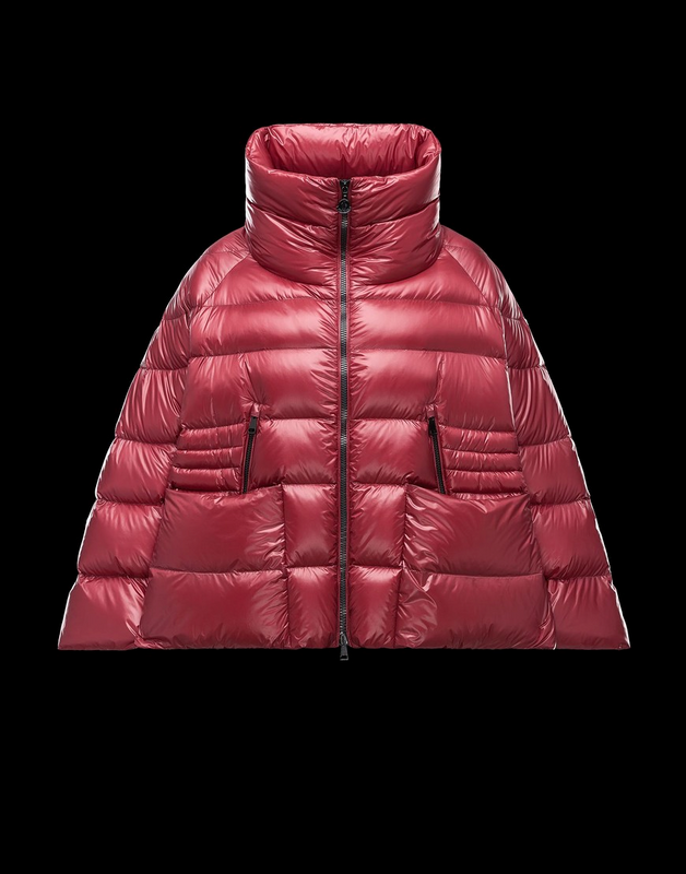 MONCLER CHALAIN Women Red