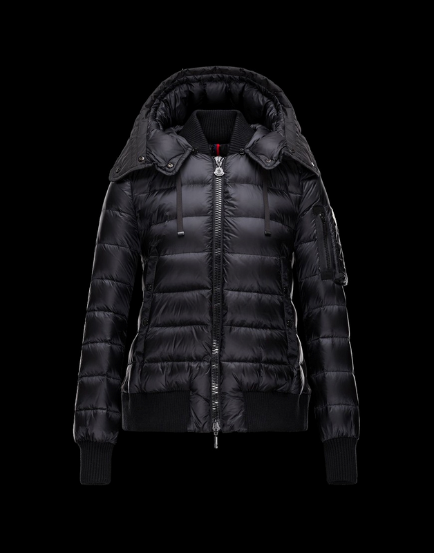 MONCLER CHAM Women Black