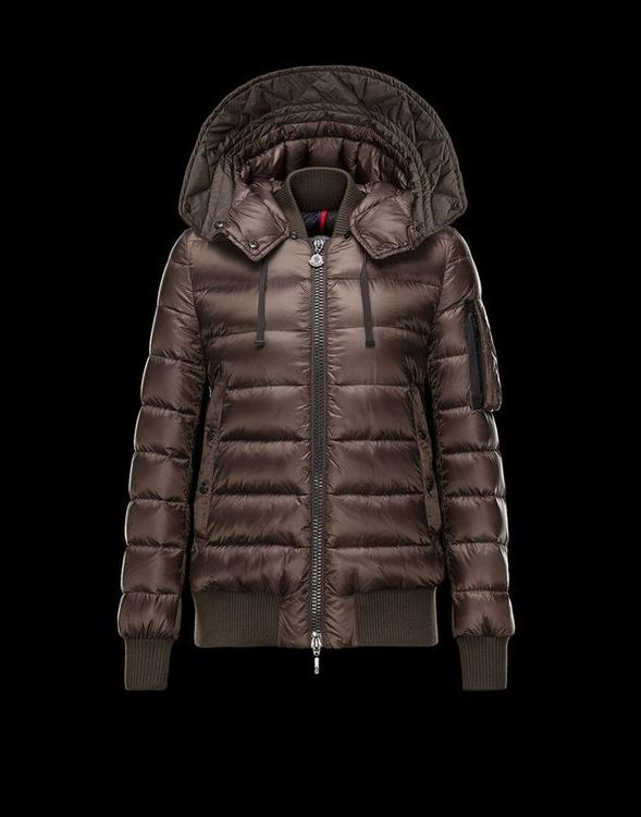 MONCLER CHAM Women Brown