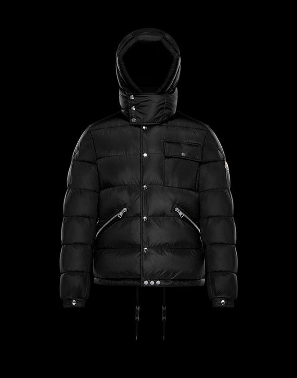 MONCLER LIORAN Men Black