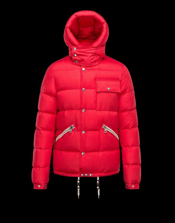 MONCLER LIORAN Men Red