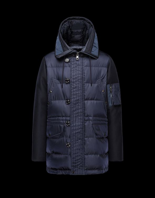 MONCLER MONTEMART Men Blue