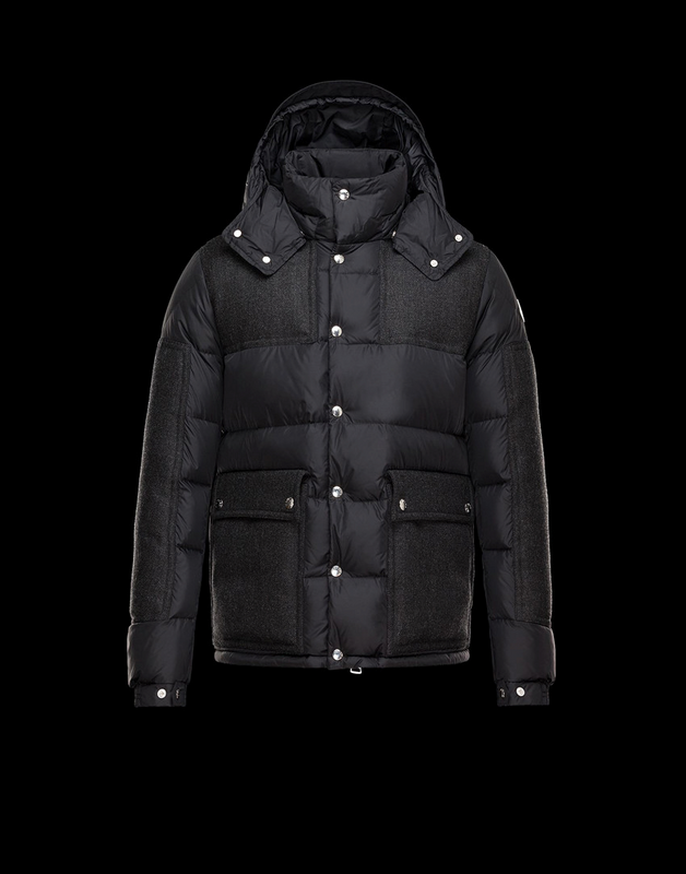 MONCLER NEW BERL Men Black