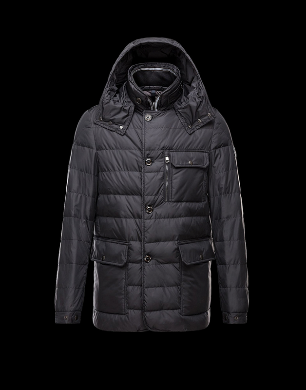 MONCLER NICLOUX Men Black