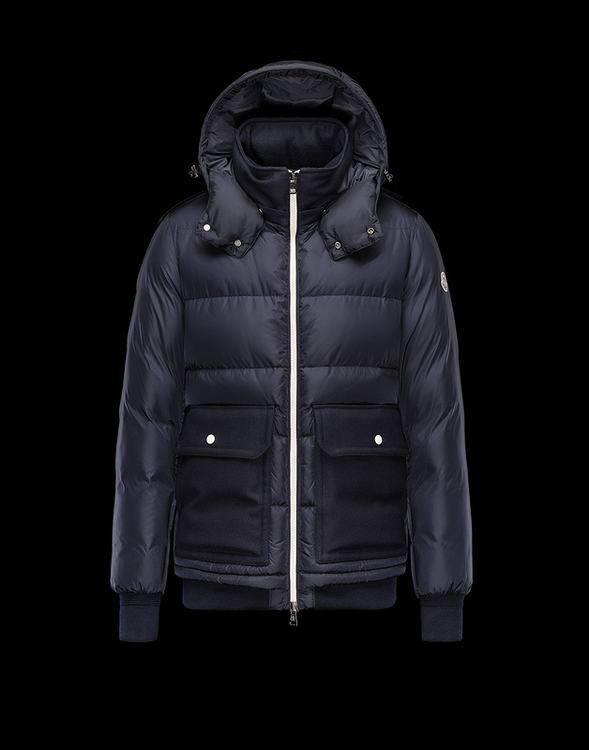MONCLER RABELAIS Men Blue