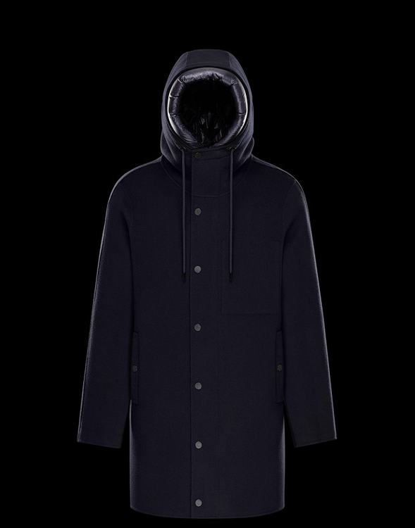 MONCLER RHONE Men Blue