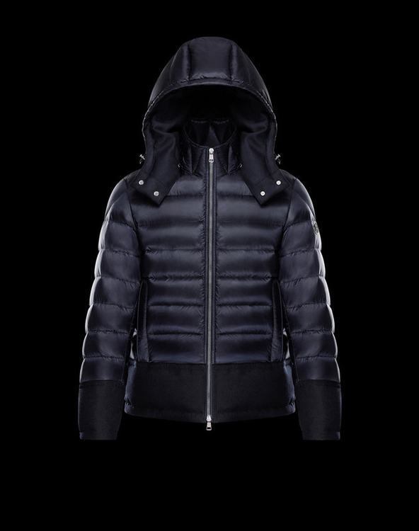 MONCLER RIOM Men Blue