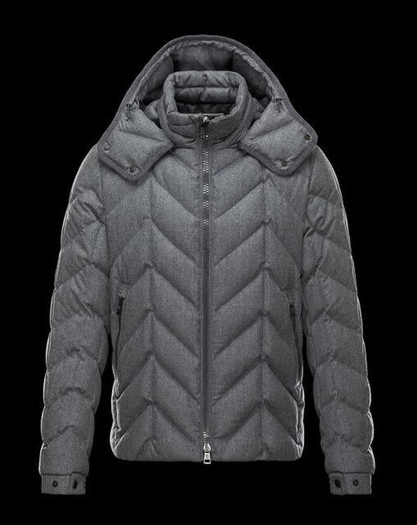 MONCLER ROYALE Men Gray