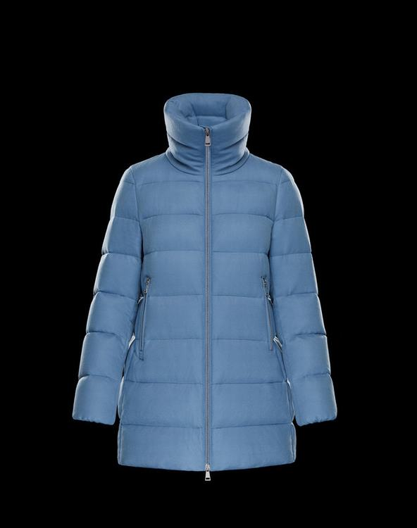 MONCLER TORCELLE Women Navy
