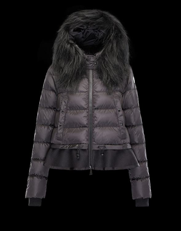 MONCLER VEANNE Women Wine Red