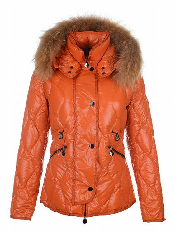 Moncler Lontren Women Orange