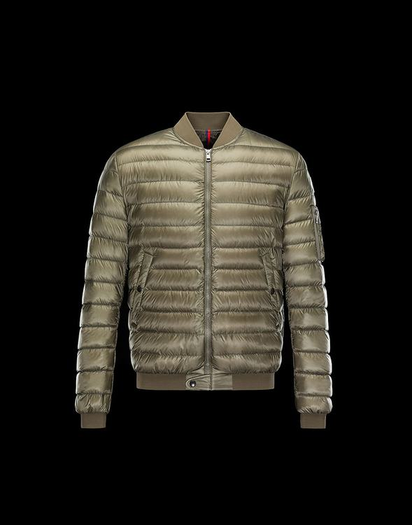 MONCLER AIDAN Men Brown