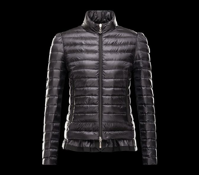 MONCLER AMINTA Women Wine Red